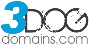 3 Dog Domains 3DogDomains.com